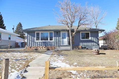 1638 Fremont Ave, Cheyenne, WY 82001