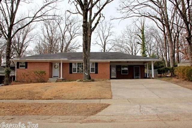 4613 Rosemont Dr, North Little Rock, AR 72116