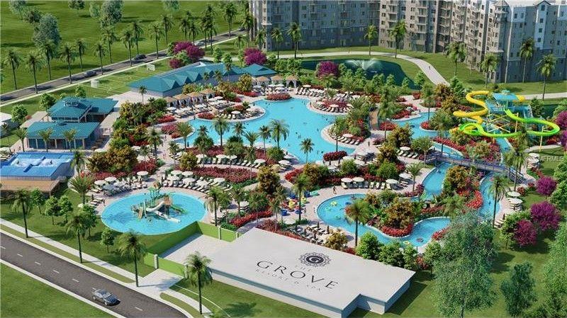 14501 Grove Resort Ave 1114 Winter Garden Fl 34787
