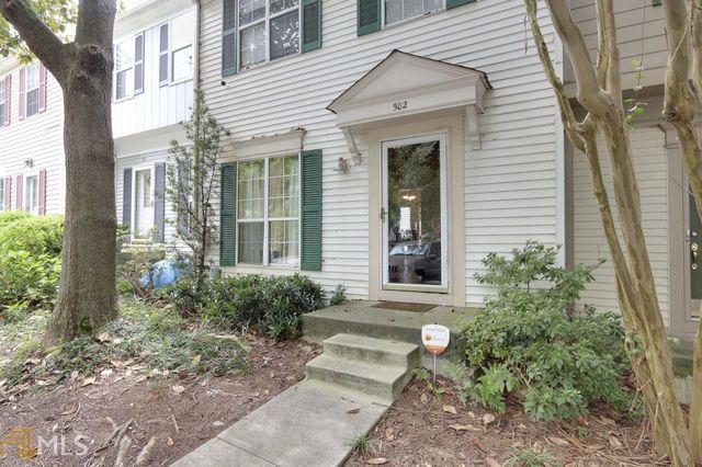 502 Wedgewood Way, Sandy Springs, GA 30350 - Home For Sale & Real ...