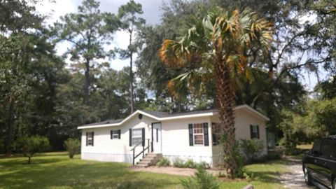 Homes In Crawfordville Near Tallahassee