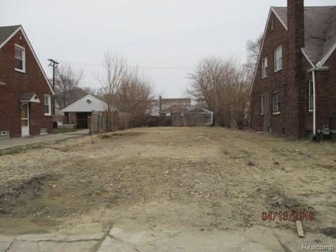 13218 Gable St, Detroit, MI 48212