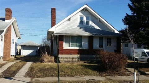 841 N Gladstone Ave, Indianapolis, IN 46201