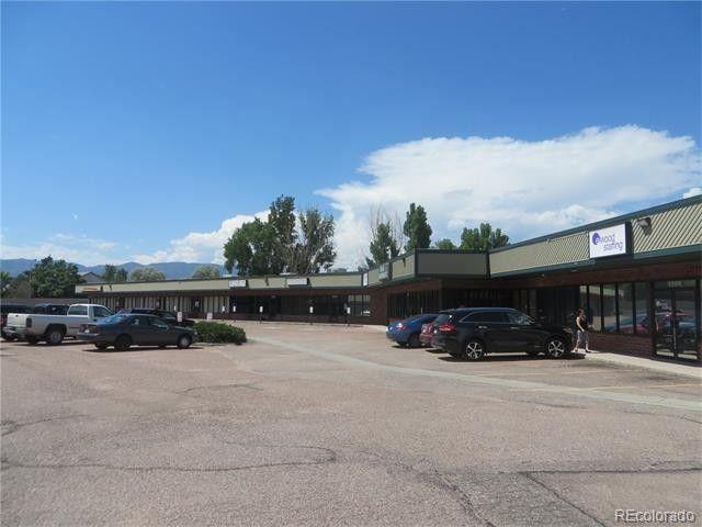 3352 3360 N Templeton Gap Rd, Colorado Springs, CO 80907