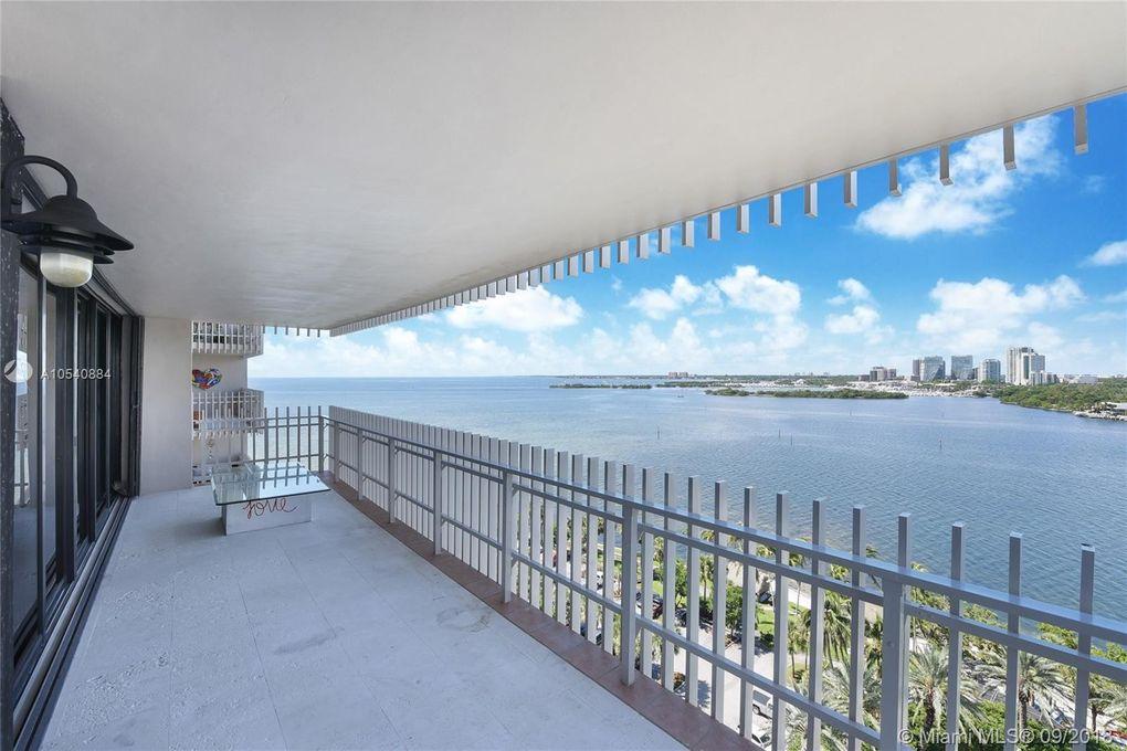 1 Grove Isle Dr Unit A1410, Miami, FL 33133