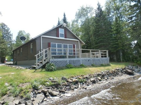355 S Shore Rd, Madawaska Lake Township, ME 04783