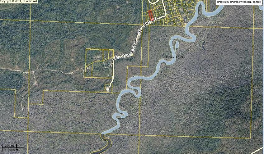 Holt Florida Map.1 Yellow River Log Lake Rd Holt Fl 32564 Realtor Com