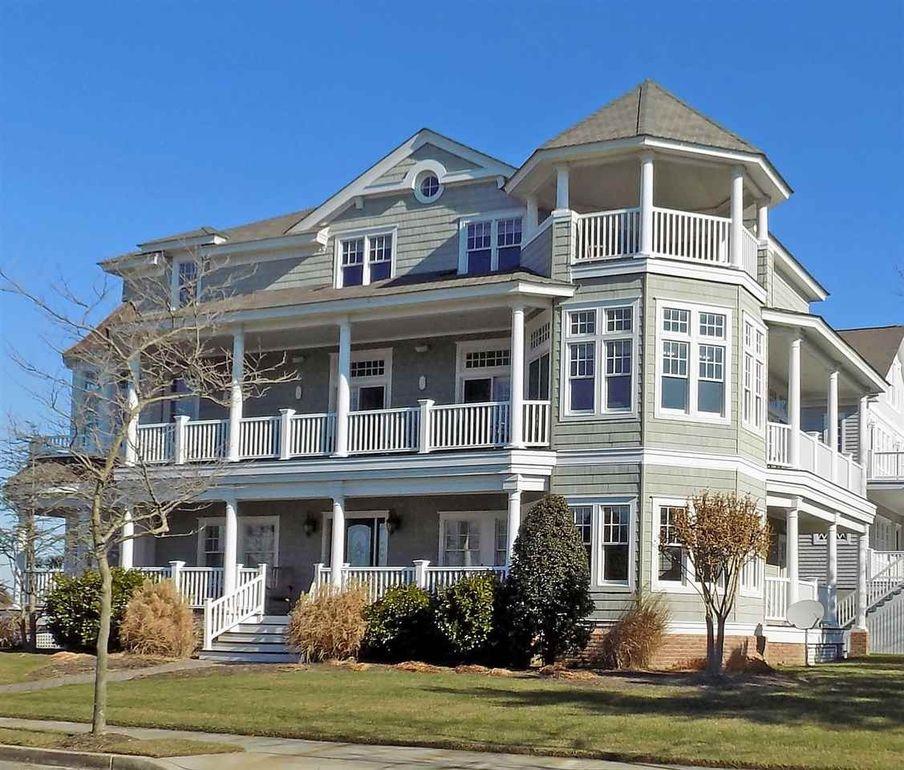 Luxury Home Builders Nj: 1500 New York Ave, Cape May, NJ 08204