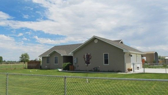 466 Lane 8 1 2 Powell Wy 82435 Home For Sale Real