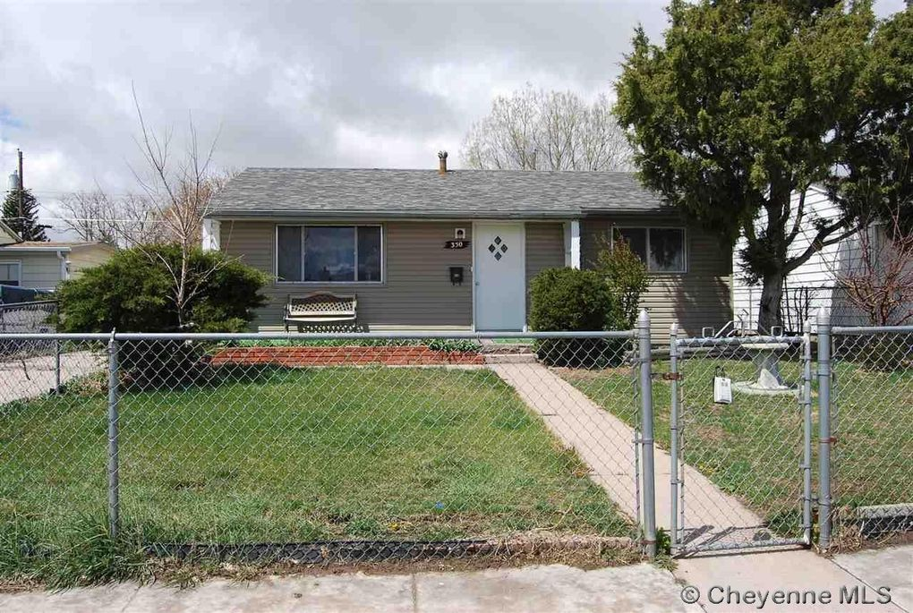 350 cribbon ave cheyenne wy 82007 for Cheyenne houses