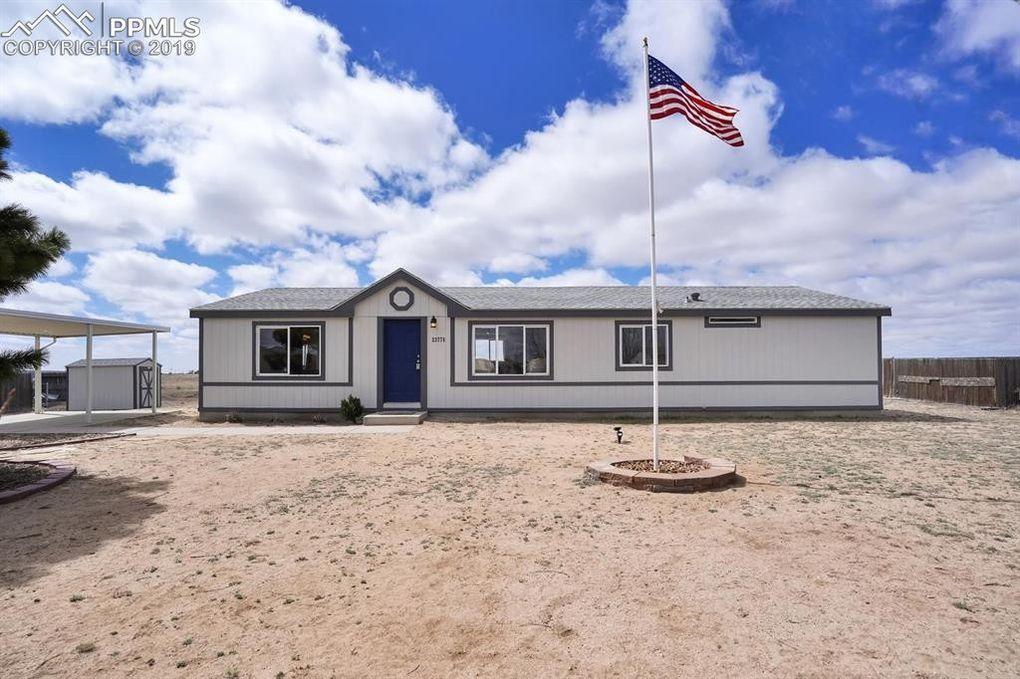 23775 Jayhawk Ave, Colorado Springs, CO 80928