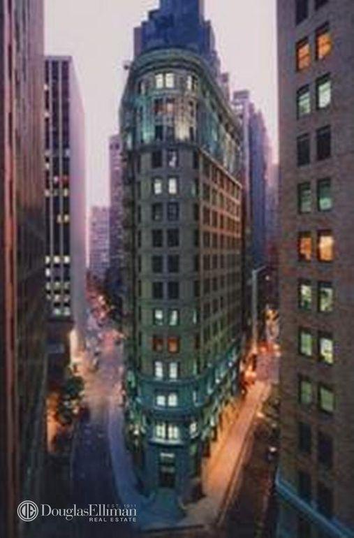 1 Wall Street Ct Apt 609, New York, NY 10005 - realtor.com®