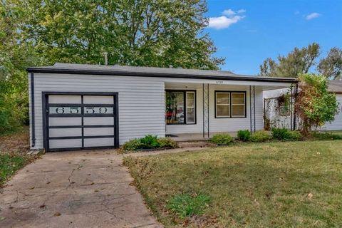 6559 N Louisville Dr, Park City, KS 67219