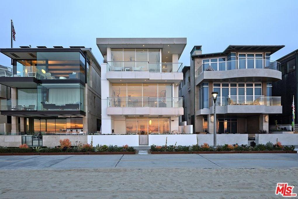 Manhattan Beach Property Tax Records