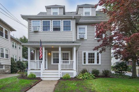Bellevue Hill West Roxbury MA Recently Sold Homes Realtorcom - Bellevue hill house