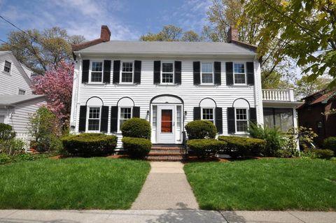 Arlington Ma 5 Bedroom Homes For Sale Realtor Com