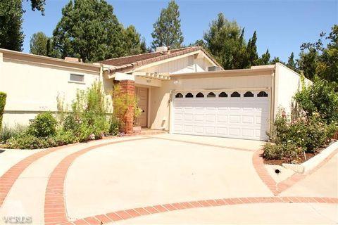 1037 Barrow Ct, Westlake Village, CA 91361