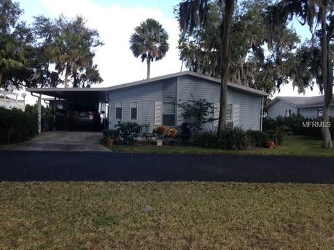 117 Lake Shore Cir Leesburg FL 34788 Mfd Mobile Home