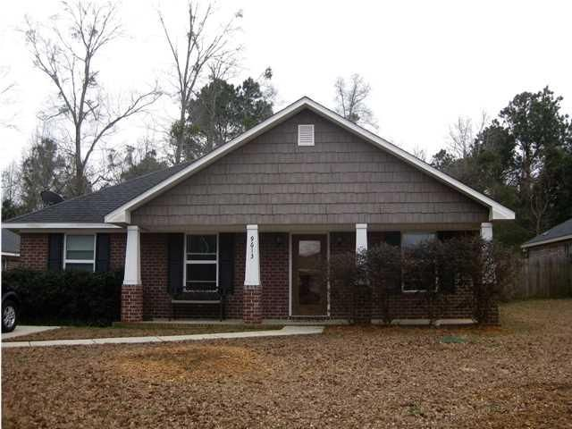 9613 spring meadow dr s mobile al 36695 - The mobile home in the meadow ...