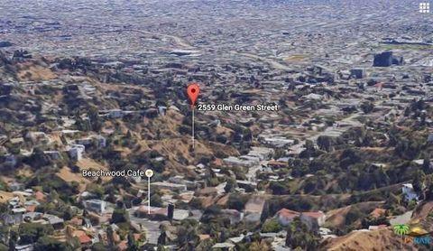N Glen Green St, Los Angeles, CA 90068