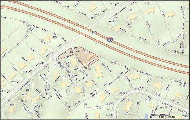 410 Mount Vernon Hwy, Sandy Springs, GA 30327