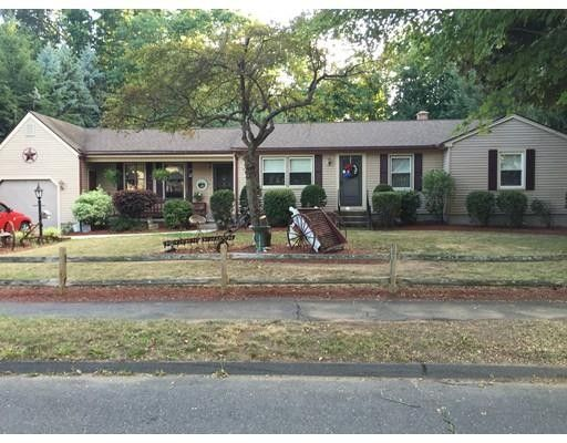 49 Fernwood Dr Agawam Ma 01001 Recently Sold Home