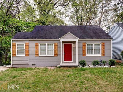 1728 Marcel Ave Sw, Atlanta, GA 30311