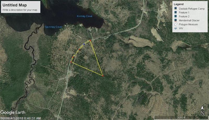 Danforth Maine Map.M1l10 Rt 169 Danforth Me 04424 Realtor Com
