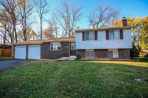 Annehurst Village Westerville Oh Real Estate Homes For Sale