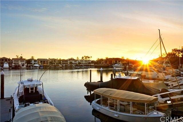 Linda Isle Newport Beach