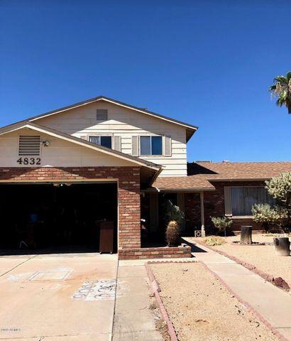 4832 W Mountain View Rd, Glendale, AZ 85302