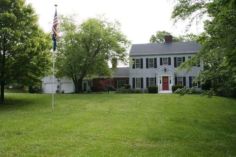 758 S County Road 200 W, Connersville, IN 47331