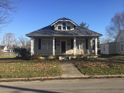 222 S Bennett Ave, Jackson, OH 45640