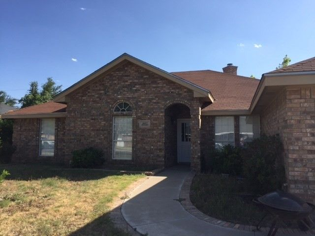 home for rent 3607 springmont dr midland tx 79707