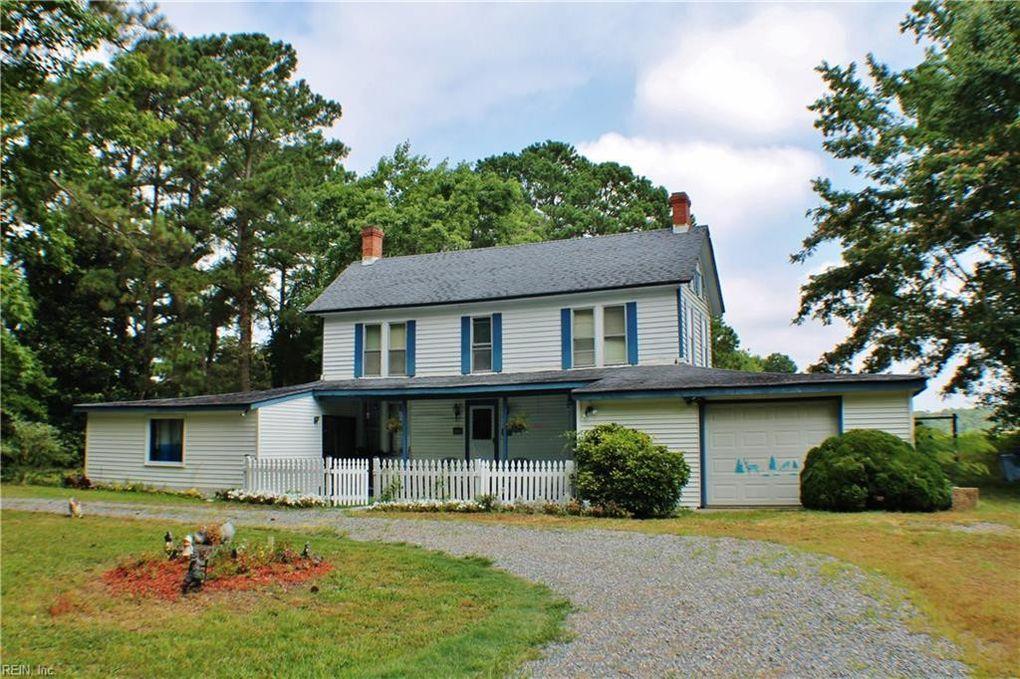 887 Horn Harbor Ave Mathews County, VA 23125