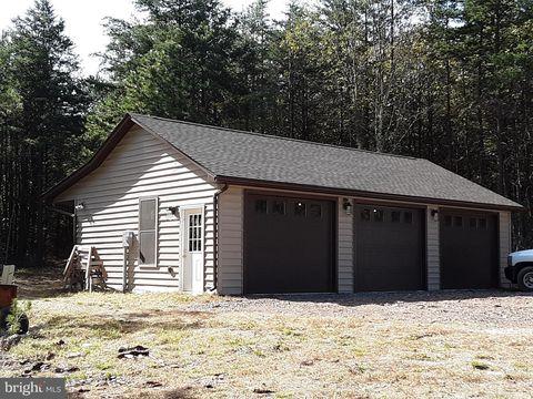 Baker Mountain Rd Lot 58, Wardensville, WV 26851