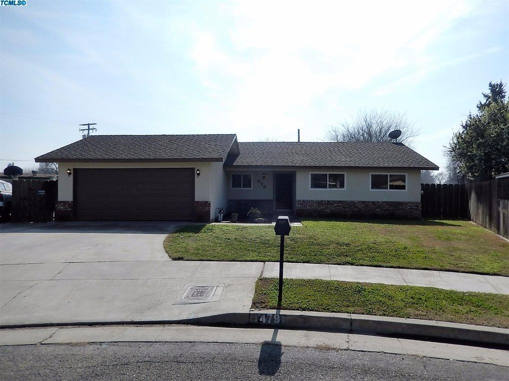 Tulare Ca Rental Property