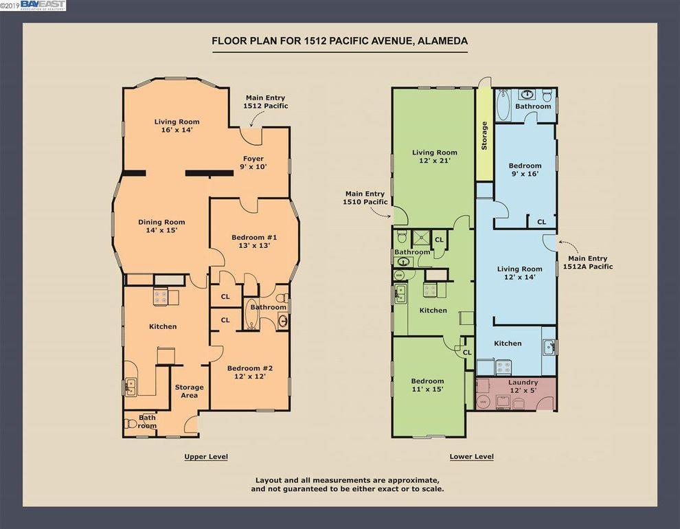 1512 Pacific Ave Alameda Ca 94501 Realtor Com