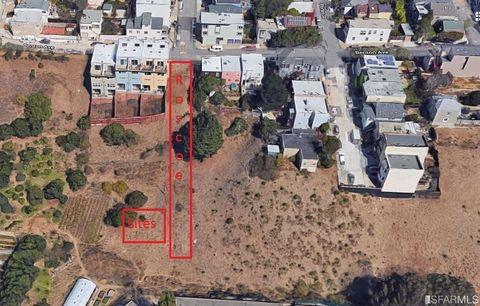 Photo of 116-118 Roscoe St, San Francisco, CA 94110