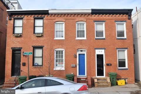 136 E Fort Ave, Baltimore, MD 21230