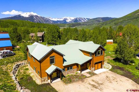 Photo of 25 Cinnamon Mountain Rd, Mount Crested Butte, CO 81225