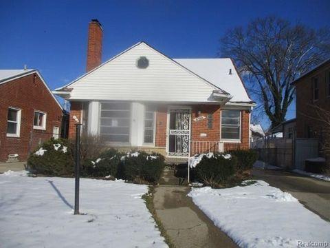 8590 Littlefield St, Detroit, MI 48228