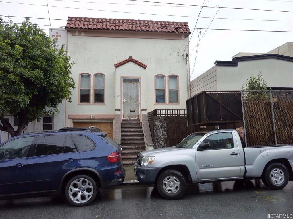 12 20 Santa Rosa Ave San Francisco CA 94112