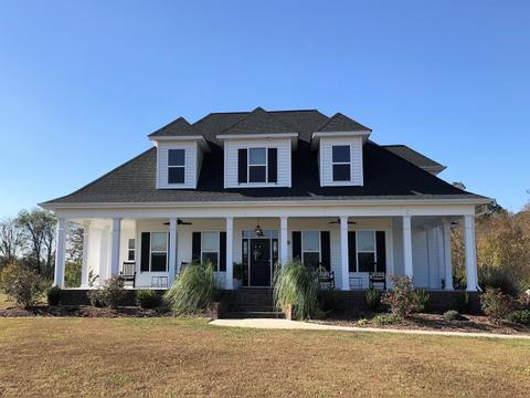 2766 Black Jack Simpson Rd, Greenville, NC 27858. House For Sale