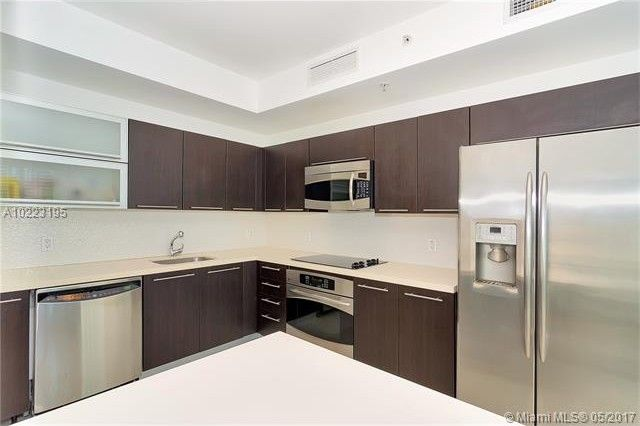 90 Sw 3rd St Apt 1613, Miami, FL 33130 - Kitchen