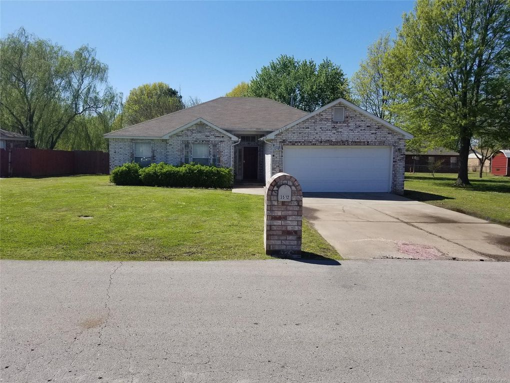 3512 S 214th East Ave Broken Arrow, OK 74014