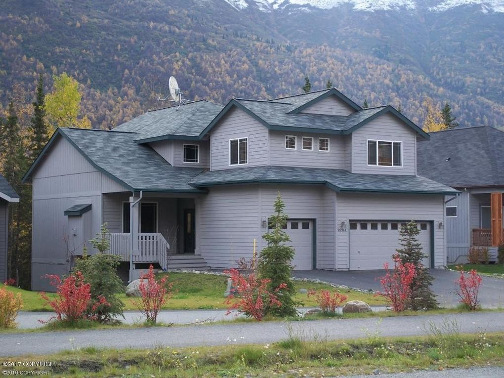 20544 Driftwood Bay Dr, Eagle River, AK 99577