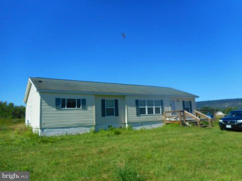 130 Horseshoe Bend Rd, Green Spring, WV 26722