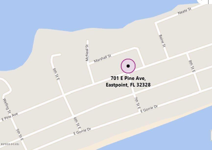 Saint George Florida Map.701 E Pine Ave Saint George Island Fl 32328 Recently Sold Land