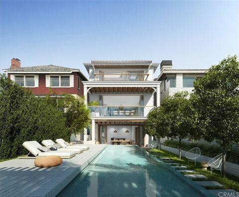 606 Ocean Ave Seal Beach Ca 90740 House For